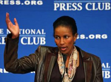 Ayaan Hirsi Ali Delivers Remarks On ISIS, Islam And The West